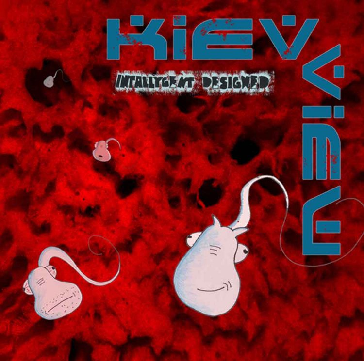 Kievview Intallygent Designed CD-Cover